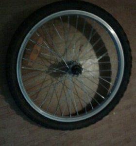 Передний диск от велосипеда TITAN