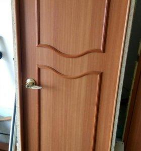 Продам двери в отличном состоянии. 4 шт.