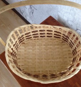 Корзина бамбук