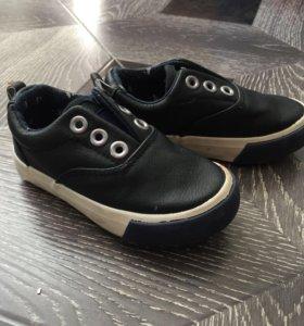 Туфли на мальчика 21 размер