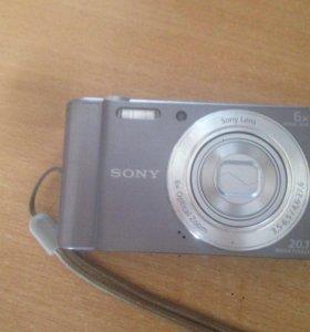 Цифровое фотоаппарат Сони