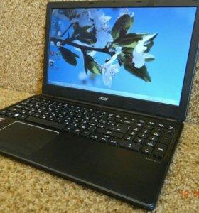 Ноутбук Acer Aspire E1-572 i5 4200/8gb/1000/8750