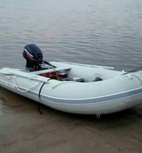 Лодка QUICKSILVER Sport 340