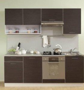 Кухня Симпл 2100 (с нишей)