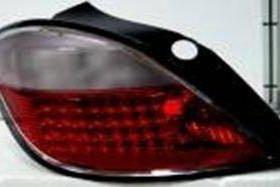 Opel Astra H фонарь задний тюнинг диод комплект