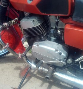 Мотоцикл ява чезет 350 472.5 6вольт