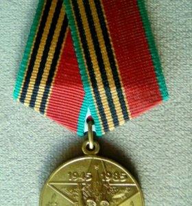 """Спец """"копия"""" медаль"""