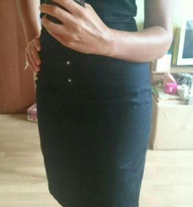 Джинсовое платье SASCH