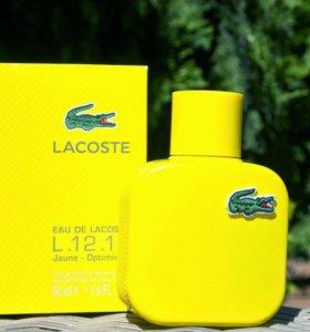 "‼️Парфюм Lacoste ""Jaune"" 100 ml."