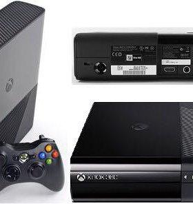 Microsoft Xbox 360 E 250 гб Freeboot