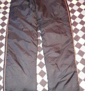 Балоневые женские штанишки осень -зима раз 52