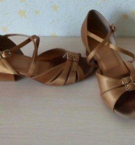 Проф.обувь для бальных танцев