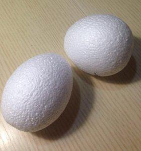 Пенопласт, заготовка, яйцо