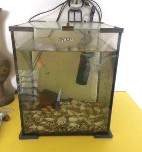 Аквариум aquael 30л