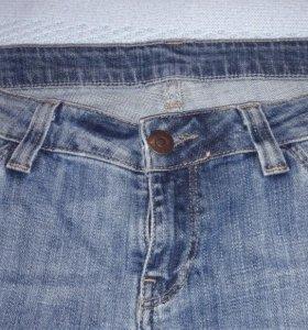 Новые джинсы клёш