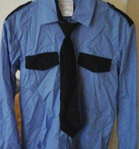 Рубашка охранника новая!!! Размер 46