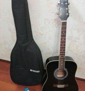 Акустическая гитара Фирмы Martinez FAW-702