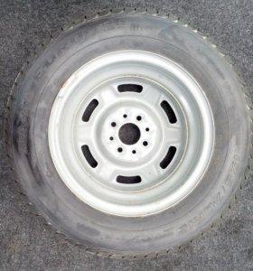 Новое колесо Kama Euro 175 70 R13