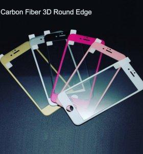 Защитные 3D стекла iphone