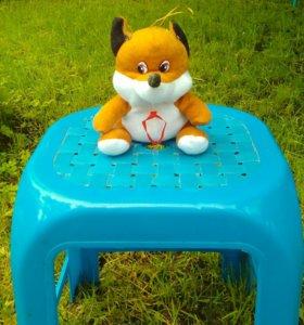 Мягкая игрушка лисёнок