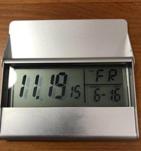 Часы-будильник дорожные Rowenta