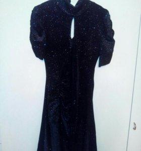 Вечернее платье, 46
