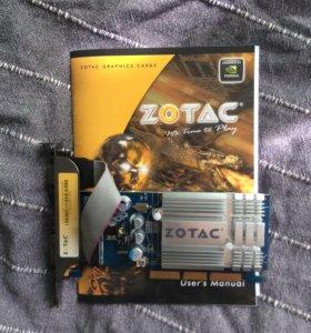 Видеокарта Zotac 6200 512mb