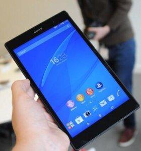 8.0 Sony Xperia tab Z3 4g lte spg621 black