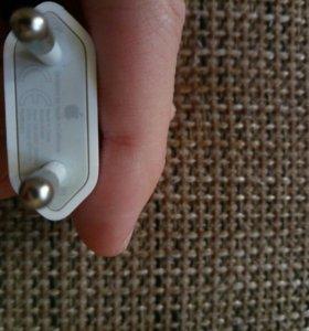 Блок зарядки от айфона