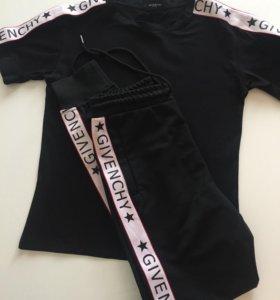 Костюм Givenchy женский чёрный