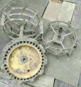 Колеса от мотоблока