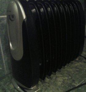 Масляный радиатор Polaris б/у