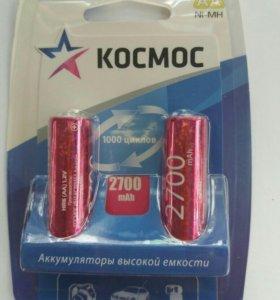 Батарейка аккумулятор