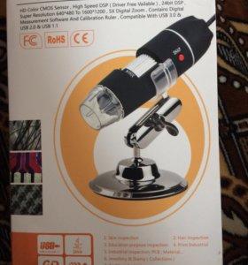 Digital Microscope Микроскоп