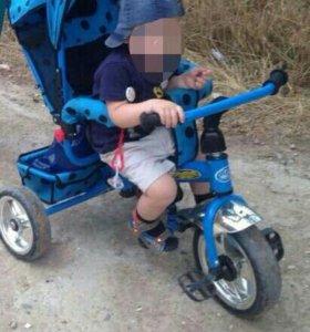 Велосипед- коляска