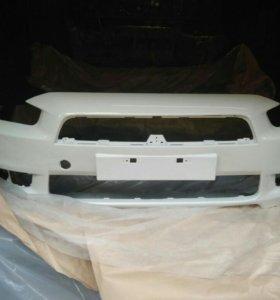 Бампер Mitsubishi Lancer 10