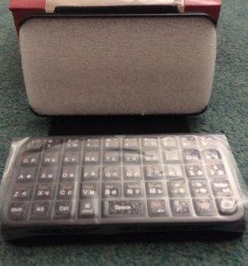Блютус клавиатура для iPhone 4,4s
