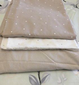 Постельное белье для кроватки