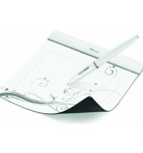 Графический планшет Trust Flex Design Tablet