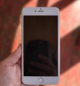 iPhone 6 Plus 128 white