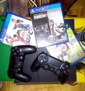 Sony PlayStation 4. 500gb