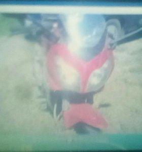 Мотоцикл RACER RC200-CS