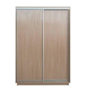 Шкаф-купе 2-х дверный Лайт 1.2 м