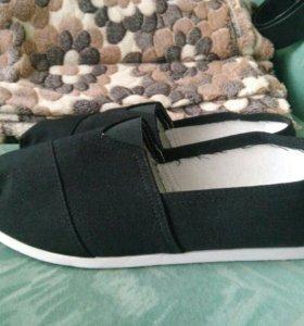 Обувь, новая, р 40