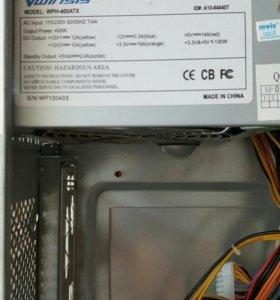 Продам блок питания Winsis WPH-400ATX.