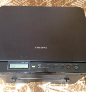 Samsung SCX-4300, МФУ (принтер, сканер, копир)