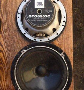 Колонки JBL GTO6507C