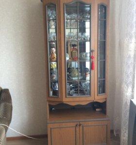 Шкафы для гостиной.