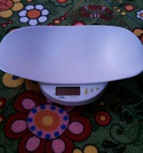 Детские весы.