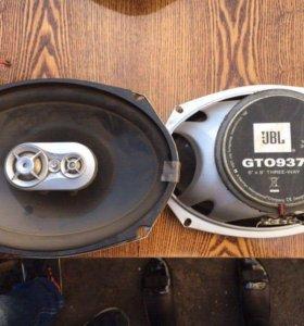 Колонки JBL GTO937